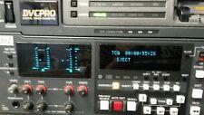 Panasonic Digital Cassette Recorder Aj-D850P professional video editing Dvcpro