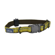 Coastal Pet Products K9 Explorer Reflective Dog Collar Goldenrod Large