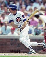 Chicago Cubs RYNE SANDBERG Glossy 8x10 Photo Baseball Ryan Print Poster