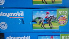 Playmobil horse 5112 BRAND NEW IN BOX CHEAPEST ON EBAY FREE P+P