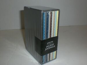 PACKET JOURNALS PACK WITH 10 BY ECCOLO