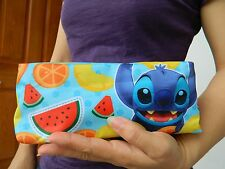 NW Disney Lilo & Stitch Stationery Fruit Pencil Bag Cosmetic Pouch