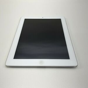 Apple iPad 3rd Gen 32gb White Wi-Fi Cell 4G Excellent Condition
