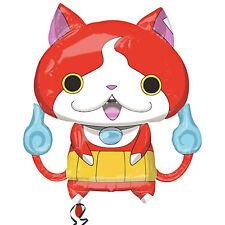 """30"""" Yo-Kai Orologio Gioco per Bambini Festa Di Compleanno Lamina Supershape Palloncino jibanyan"""