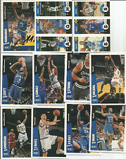 6)  12 NBA/NCAA Trading Cards Sets vers. Teams zur Auswahl -rogox- -