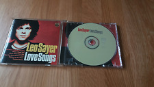 Leo Sayer - Love Songs (1996) 18 TRACKS MUSIC CLUB