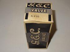 GEC KT66 NOS Radio Valve