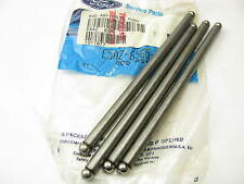 4 genuine oem ford e5az 6565 a push rods 1985 1989 302 5 0l v8 fits ford crown victoria