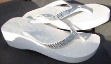 19dba39f5ea9df Women s Bridal Wedding Flip Flops