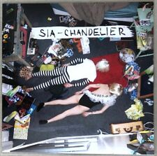 SIA * CHANDELIER * US 13 TRK PROMO * HTF * 1000 FORMS OF FEAR * CUTMORE * KEEGAN