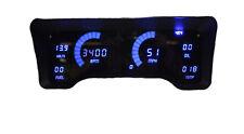 1997-2006 Jeep TJ Digital Dash Panel Blue LED Gauges Lifetime Warranty