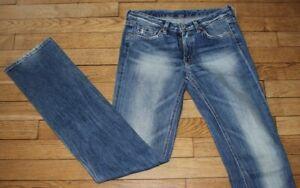 LE TEMPS DES CERISES Jeans pour Femme W 26 - L 34 Taille Fr 36 (Réf #O081)