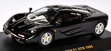 McLaren F1 STREET Coupè 1993-97 NERO 1:43 Ixo moc064