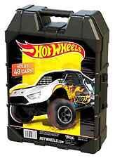 New  Hot Wheels Molded 48 Car Case Storage Organizer for Matchbox DieCast .