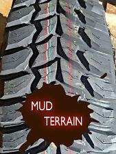 4 x NEW 305 70 17 Crosswind MT Mud Terrain mudder Tires LRD 34X12.50R17 LT305/70