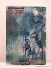 NEON GENESIS EVANGELION 1996 VENDING PP CARDDASS SPECIAL CARD  CRYSTAL 01