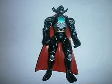 RARE Figurine POWER RANGER LOST GALAXY MAGNA DEFENDER avec cape 1998