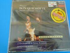 REGINE CRESPIN - Massenet: Don Quichotte / Scenes Alsaciennes - 2 CD - *NEW*