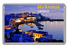 Mykonos Greece fridge magnet.!!!