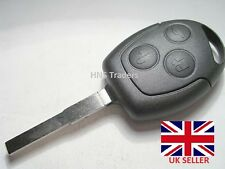 A NEW 3 BUTTON UNCUT REMOTE KEY FOB for FORD FOCUS/MONDEO/GALAXY/CMAX etc A31