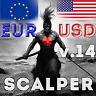 Samurai Scalper Pro Series EUR USD - Best Forex Expert Advisor Robot MT4