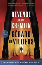 Revenge of the Kremlin (A Malko Linge Novel) by de Villiers, Gerard