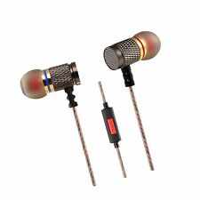 Kz Edr1 3.5mm In-ear Earphone Fone De Ouvido with Microphone for Dj Music Cal.