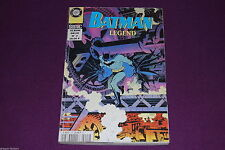BATMAN LEGEND Album Relié 2 - DC Comics Semic