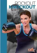 CATHE FRIEDRICH ROCKOUT KNOCKOUT DVD NEW SEALED WORKOUT EXERCISE