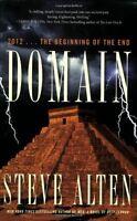 Domain (The Domain Trilogy) by Steve Alten
