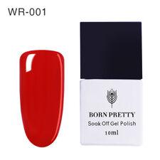 10ml Born Pretty UV Gel Nail Polish Soak Off Base Coat Top Coat Nail Art Gel