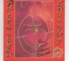 "Quartered Shadows - ""The Last Floor Beach"", CD, neu, OVP, Rock Made in Italy"