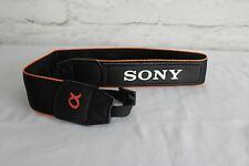 Sony Alpha  Kameragurt DSLR Kamera Tragegurt Trageriemen Camera Strap SONY  #220