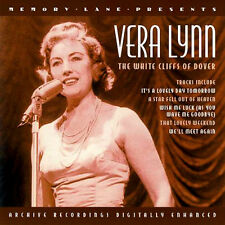 Vera Lynn ~ THE WHITE CLIFFS OF DOVER NEW SEALED CD Wartime,Hits,Best Of Etc