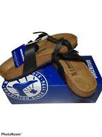 Birkenstock Mayari Black Sandals Womens Size 39 US 8m Regular Fit 71791 🔥🔥🔥