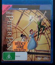 Disney - Peter Pan (Blu-ray: B - 1953)