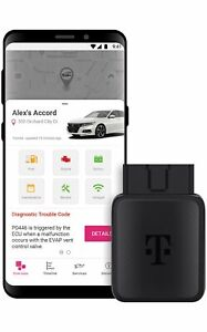 T-Mobile Sync UP SyncUP DRIVE 2 4G LTE WIFI OBD-II Car & Mobile Hotspot SD6500