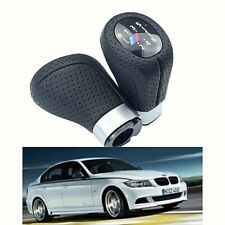 6 Speed Manual Gear Shift Knob Handle Lever For BMW 3 1 M Performance E90 E87