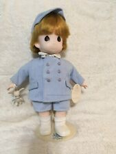 VINTAGE PRECIOUS MOMENTS DOLL * CLIFFORD * c/w TAGS * GORGEOUS. 1994