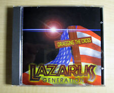 Mark Denaro / Lazuras Generation - Dragging The Cross - Rare CD 1997 XIAN METAL