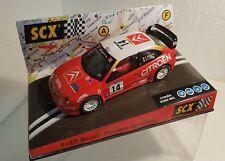 qq 60740 SCX CITROEN XSARA WRC R COSTA BRAVA 01 #14 BUGALSKI export version 6074