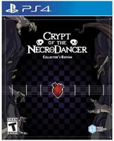Crypt of The Necrodancer: Collectior's Edition - PlayStation 4* NEW* IN STOCK*