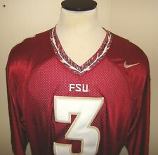 Nike Florida State FSU Football Jersey XXL #3