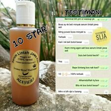 Serum leech Oil minyak Lintah Jawa Original 30ml