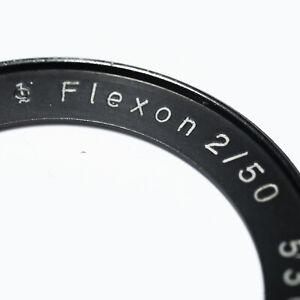 [parts/repair] all parts of a Carl Zeiss Jena Flexon 2/50 50mm f/2 Praktina lens