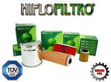 HIFLO FILTRO Oil and Air Filter Kit for KAWASAKI ZX600 E10-E12 ZZR600 02-04