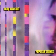 Popular Crimes by Craig Marshall (CD, 2002, Lazy S.O.B. Recordings)