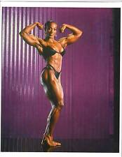 bodybuilder LENDA MURRAY Ms Olympia Female Bodybuilding Muscle Photo Color