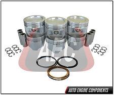 Piston & Ring Set For Chevrolet Suzuki Grand Vitara 2.5 L H25A - SIZE STD