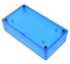Hammond Blue ABS Enclosure 113 x 63 x 31mm 1591XXBTBU